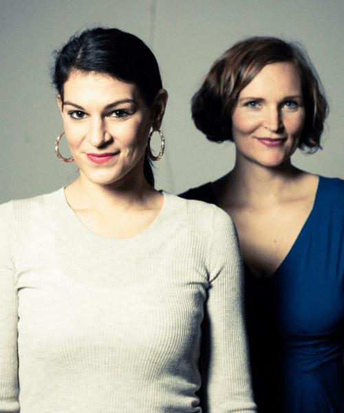 Stefanie Bruns & Leticia Linden